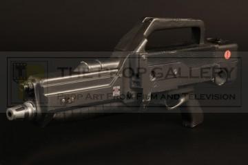 Blaster weapon