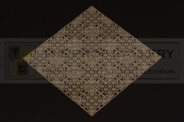 Sulaco 1:12 scale floor tiles x16