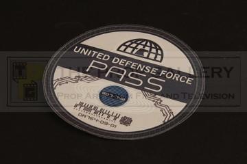 UDF vehicle pass
