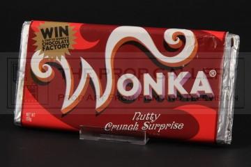 Wonka bar - Nutty Crunch Surprise