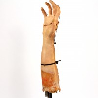 Eric Draven (Brandon Lee) animatronic arm