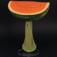 Watermelon puppet