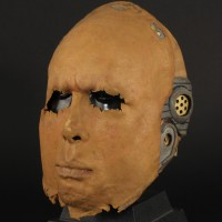 RoboCop (Peter Weller) stunt mask