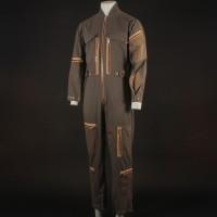 Dr. Vasili Orlov (Oleg Rudnik) flight suit