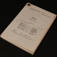 Production used script - Warlord