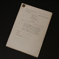 Production used script - Games