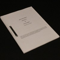 Production used script - Blink