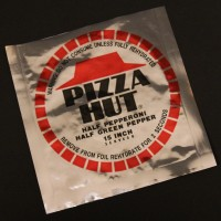 Pizza Hut bag