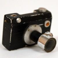 Captain Scarlet's camera - Model Spy