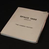Production used script - The Lambda Factor