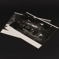 Vintage behind the scenes stills - Dropship construction
