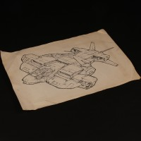 Production used concept design - Dropship