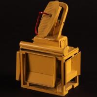 Dropship bay radar device miniature