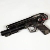 Skeletor trooper pistol