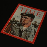 Colonel Kurtz (Marlon Brando) Time magazine cover