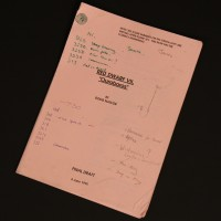 Peter Wragg personal script - Ouroboros