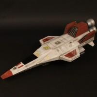 Spaceship filming miniature - Psirens