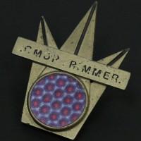 Arnold Rimmer (Chris Barrie) badge - Holoship