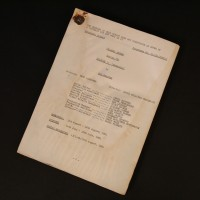 Production used script - Assassin