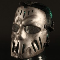 Mr. Freeze (Arnold Schwarzenegger) henchman mask