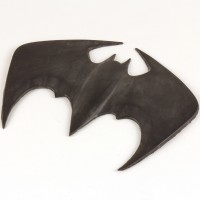 Batman (George Clooney) boot emblem