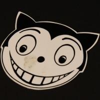 Shreck's logo sticker