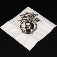 BiffCo Enterprises cocktail napkin