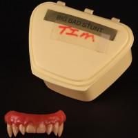 Vampire dentures
