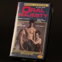 Oral Majesty VHS