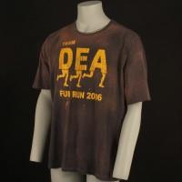 Hank Schrader (Dean Norris) DEA shirt