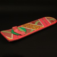 Marty McFly (Michael J. Fox) Mattel Hoverboard