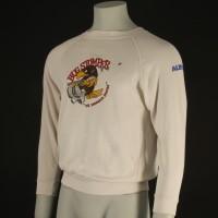 Bug Stomper crew sweater