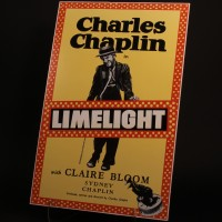 Limelight premiere poster