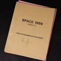 Production used script - Catacombs of the Moon