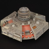 Daria model miniature section - Mission of the Darians