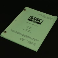 Production used script - Out