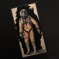 Derek Meddings spacesuit concept design