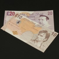 Banknotes - The Runaway Bride