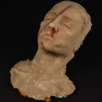 Make-up effects test head