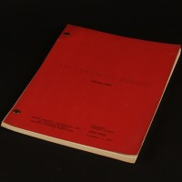 Production used script - Turnabout
