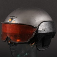 Mars Colony Security Force helmet