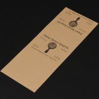 Paper Street Soap Co. wrapper