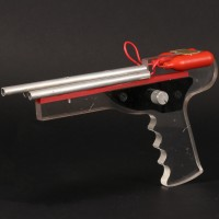 Gallifreyan staser pistol - Arc of Infinity