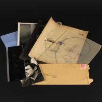 Anthony Hopkins make-up concept designs