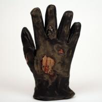 The Terminator (Arnold Schwarzenegger) distressed glove