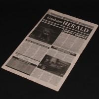 Gotham Herald newspaper