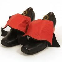 Captain Hook (Dustin Hoffman) shoes