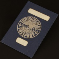 Intergalactic passport