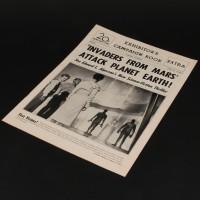 Exhibitor's campaign book