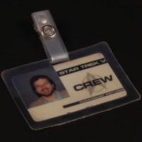 Producer Steven-Charles Jaffe's personal set pass